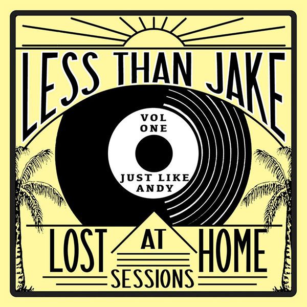 "Less Than Jake release video for new song ""Just Like Andy"""
