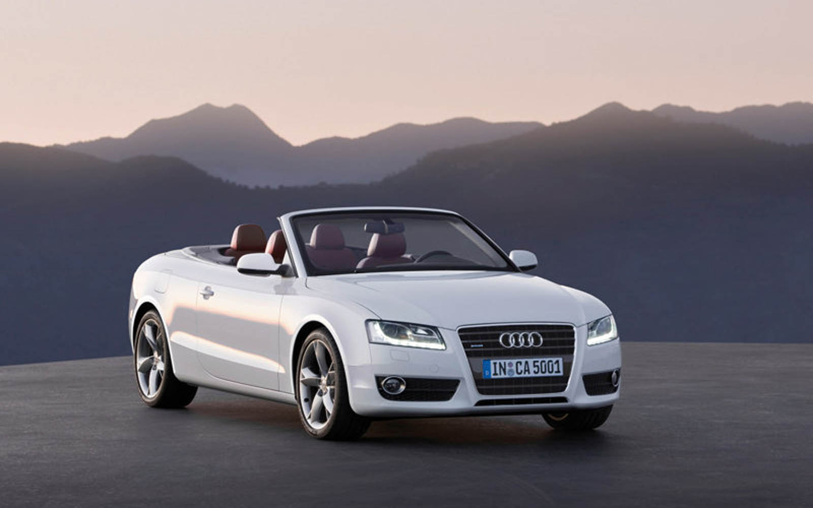 wallpapers audi a5 cabriolet car wallpapers. Black Bedroom Furniture Sets. Home Design Ideas
