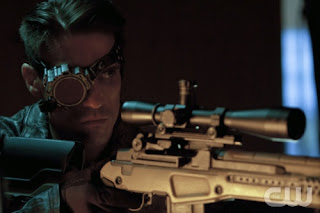 "Michael Rowe as Deadshot in Arrow Episode # 3 ""Lone Gunmen"""