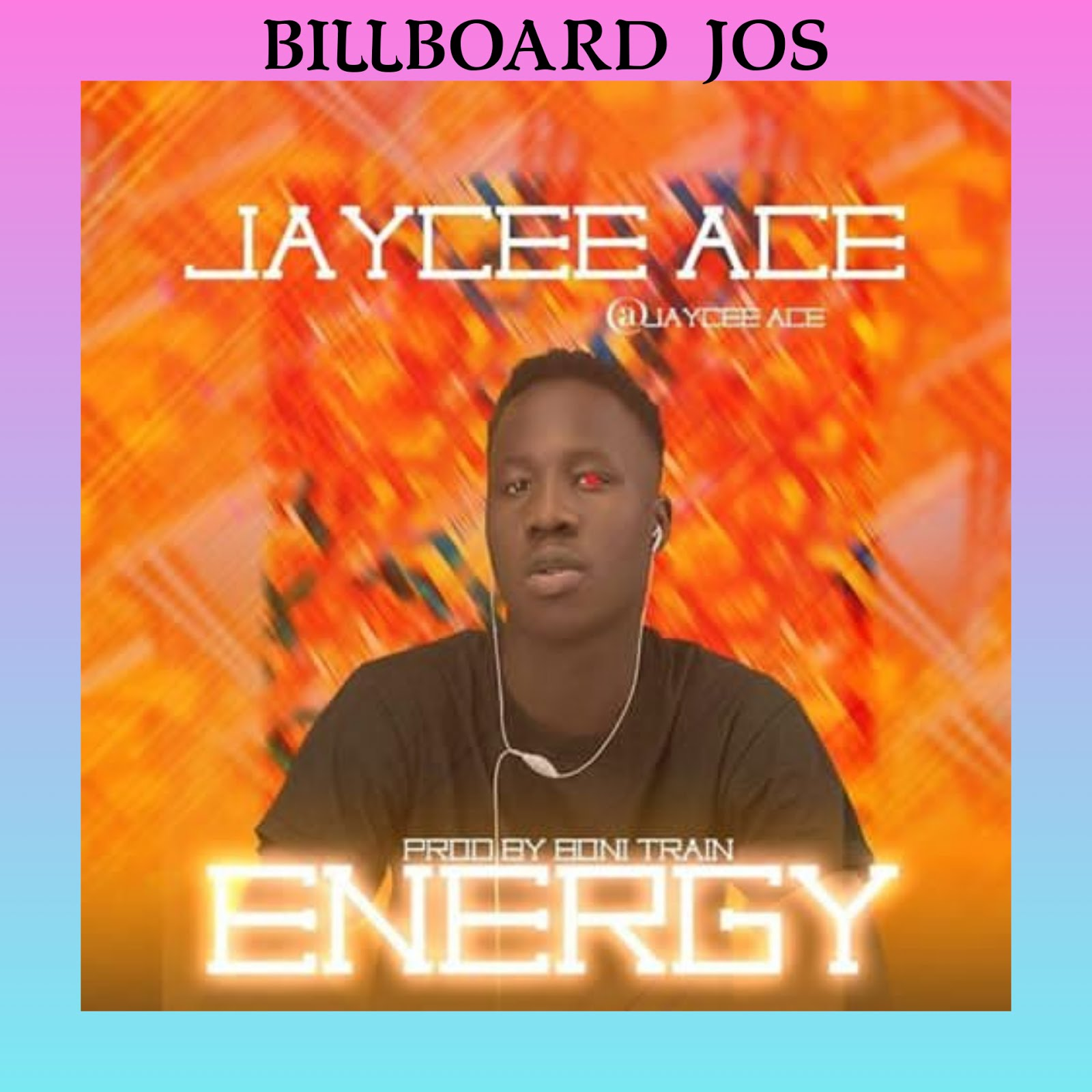 NO. 39: ENERGY by JAYCEE