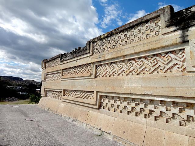 Zona Arqueológica Mitla, Oaxaca