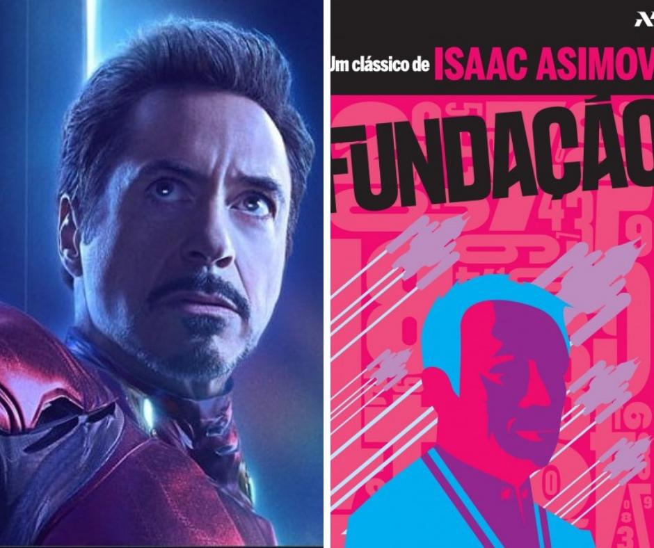 Avengers Booktag