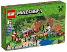 Minecraft The Village Regular Set