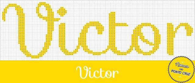 Nome Victor em Ponto Cruz