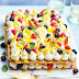 Fruit & Mascarpone tart