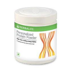 Personalised Protein Powder Herbalife