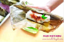 Resep Cara Membuat Kue Koyabu Ala Farah Quinn, Kue Tradisional Asli Manado