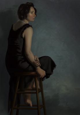 Jenna by Corinne Scrivens