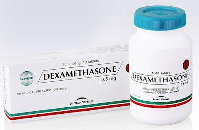 Harga Dexamethasone Obat Alergi dan Peradangan Terapi Kortikosteroid Terbaru 2017