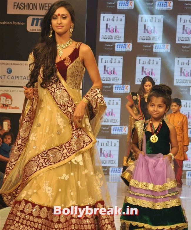 India Kids Fashion Week 2014, Celebs at India Kids Fashion Week 2014