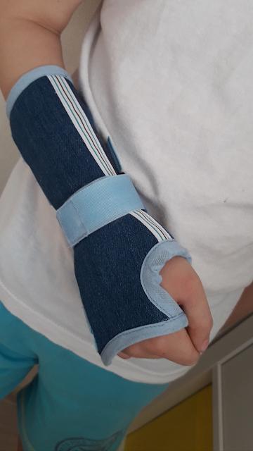 Фиксатор для сломанной руки своими руками фото 96