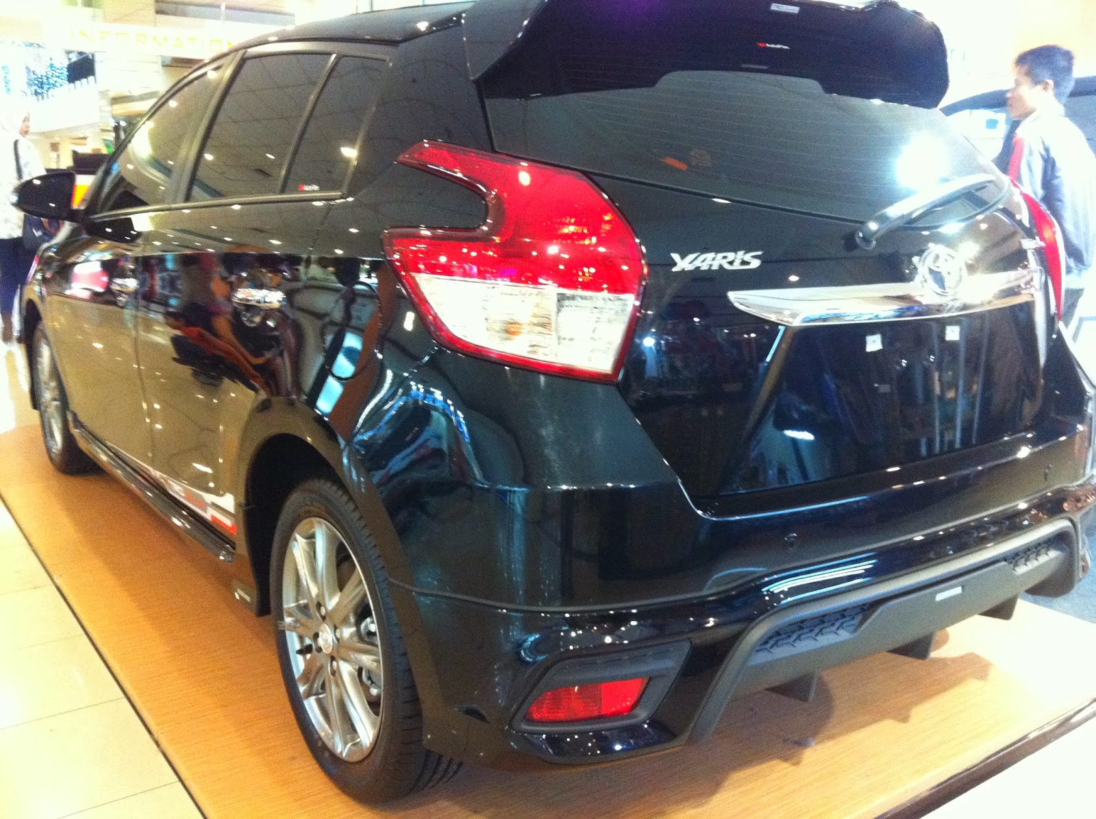 New Yaris Trd Grand Avanza G Basic First Impression Toyota All 2014 Andra