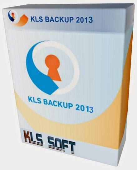 KLS Backup Professional 2015 8.0.0.0 + Crack