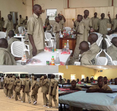 See Photos Of 52 Boko Haram Ex-combatants Undergoing Deradicalisation In Gombe