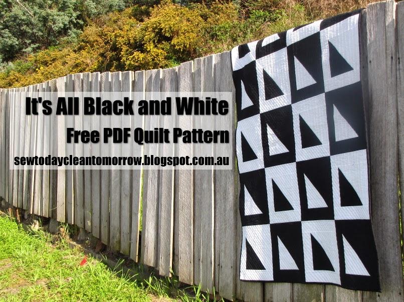 Free PDF Quilt Pattern