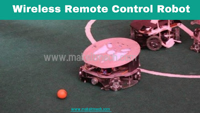 soccer robot complete tutorial with code