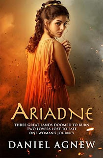 Ariadne kindle book promotion Daniel Agnew