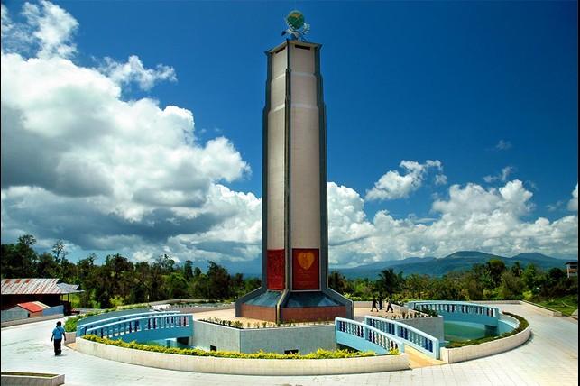 Pariwisata Indonesia, Bukit Kasih