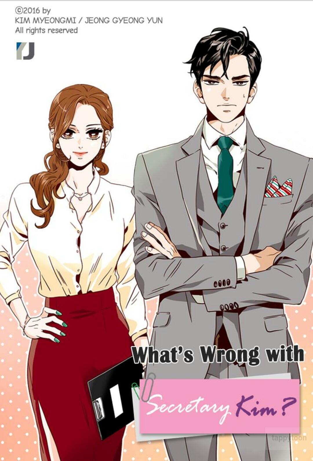 nonton whats wrong with secretary kim