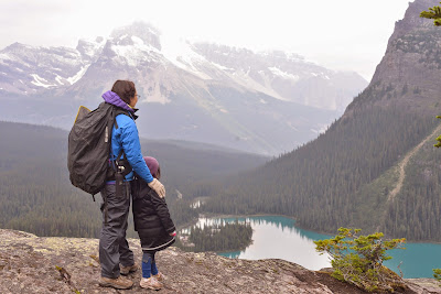 Opabin Prospect, above Lake O'Hara, Yoho National Park