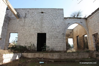 Golan Heights, Emir Mahmud al-Faour Palace