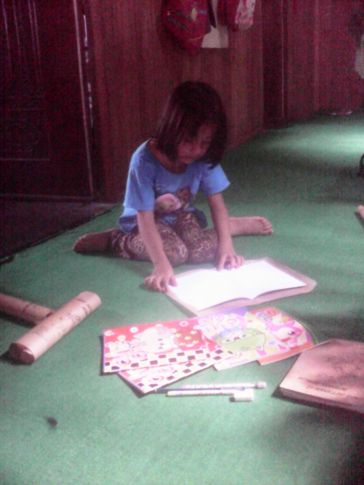 Sdn Sungai Malang 4 Sekolahku Menata Buku Sampul Coklat Gambar Ayah Juga Sudah Membelikan Warnanya Bergambar Putri Cenderella Tersebut Diberi Agar Kelihatan Rapi