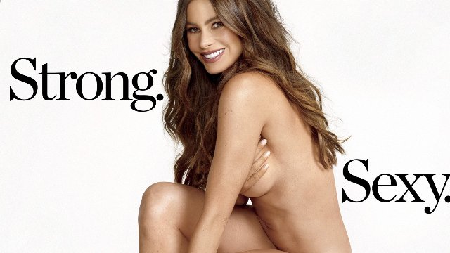 Sofía Vergara se desnudó en Instagram
