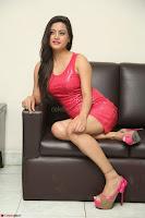 Shipra Gaur in Pink Short Micro Mini Tight Dress ~  Exclusive 080.JPG
