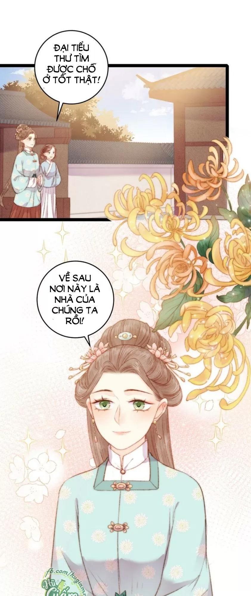 Nàng Phi Cửu Khanh - Thần Y Kiều Nữ chap 54 - Trang 20