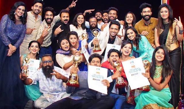 Nayika Nayakan -WINNERS