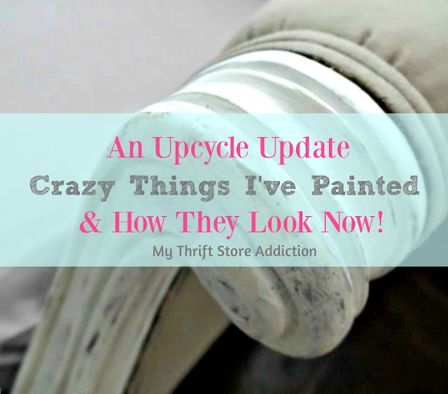 save thousands with painted upcycles