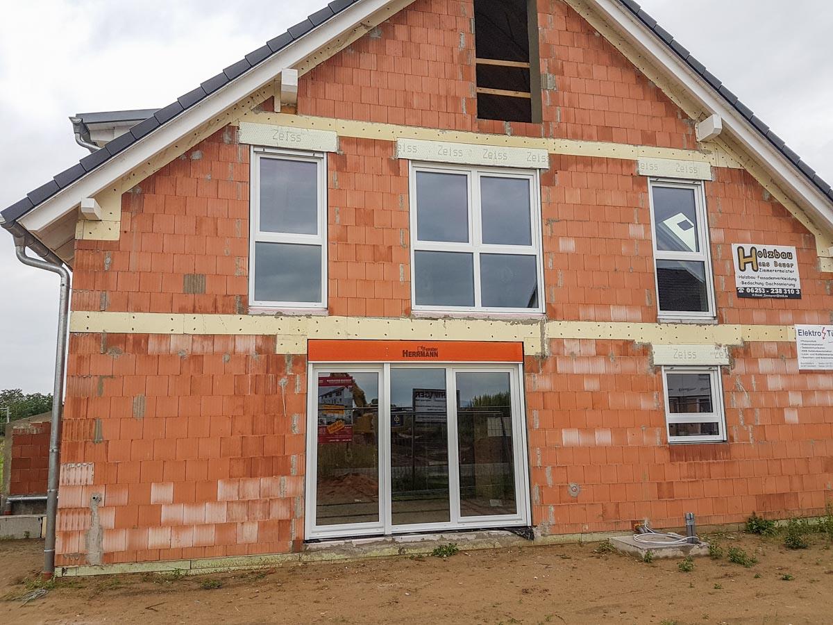 Fenster Griesheim hausbau griesheim fenster werden eingebaut