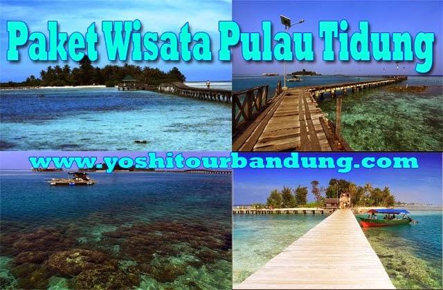 Paket Wisata Pulau Tidung dari Bandung