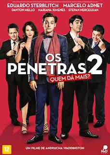 Os Penetras 2: Quem Dá Mais? - DVDRip Nacional