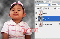 cara menciptakan background keren ala studio photo dengan photoshop edit foto : cara menciptakan background keren ala studio photo dengan photoshop