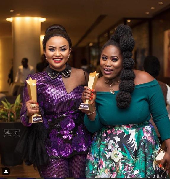 Full List Of Winners For 2018 Golden Movie Awards Africa- #GoldenMovieAwards