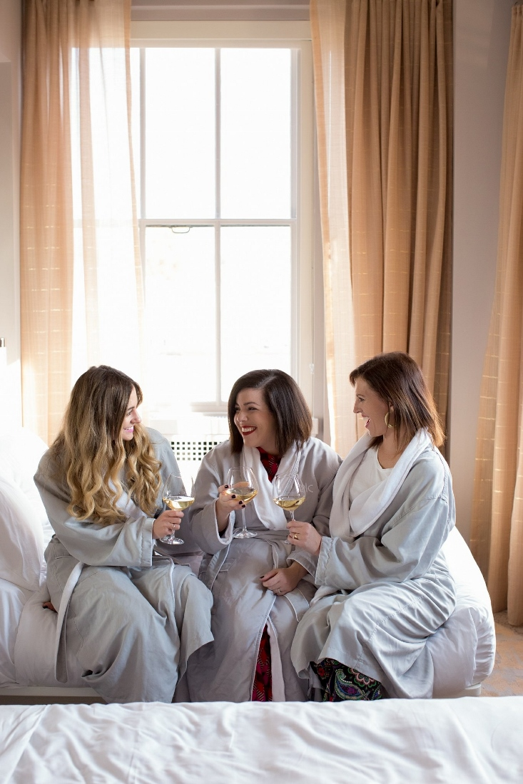 Girls Weekend Staycation ideas in Raleigh Durham