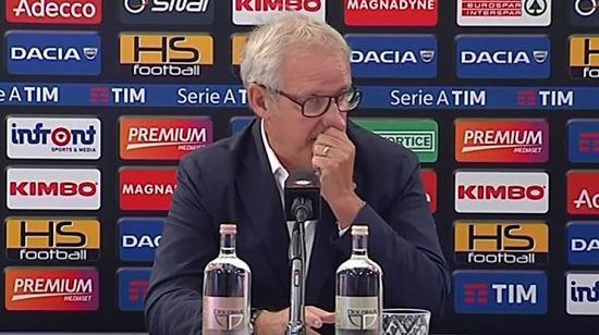 Le parole di Gigi Delneri alla vigilia del suo esordio sulla panchina dell' Udinese nella difficile trasferta di Torino contro la Juventus