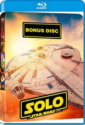 Solo A Star Wars Story BONUS DISC 2018 BD25 Sub