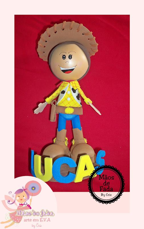 Toy Story 4 2012 : Mãos de fada arte em e v a by cris toy story
