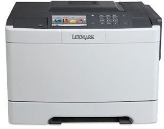 Der CS517 A4 Farblaserdrucker von Lexmark ist ein Hochleistungsdrucker, der speziell für mittelgroße Büros entwickelt wurde.