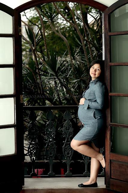 dicas para fotos de gravida