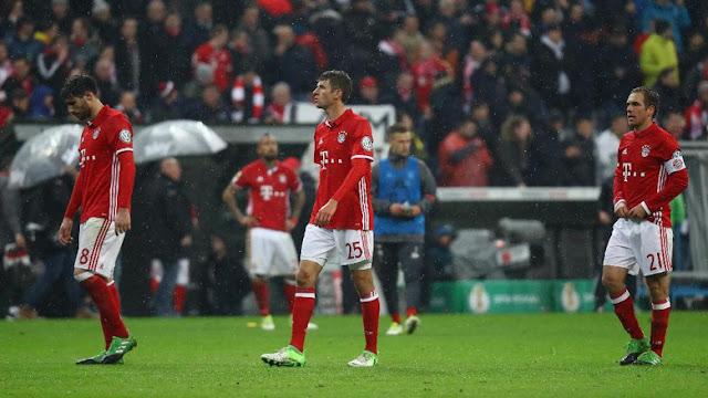 Bundesliga Jadi Harapan Tersisa Bayern untuk Akhiri Musim dengan Trofi