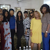 Omotola Jalade, Omoni Oboli, Susan Peters & More Pay Eucharia Anunobi A Condolence Visit Following The Death Of Her Only Child