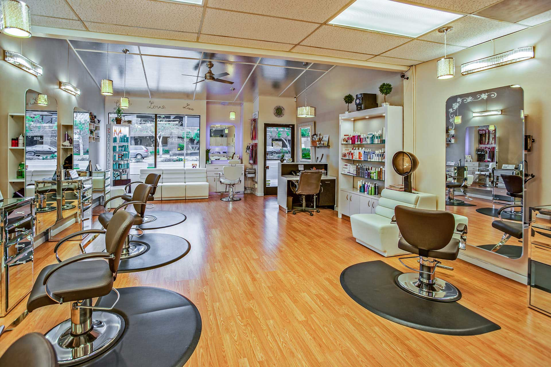 how to choose best right beauty salon name business brand examples steps