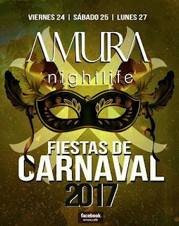 Carnaval 2017 en A Coruña
