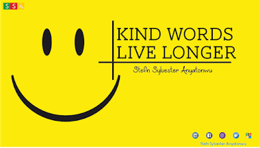 Kind Words Live Longer...Yes, Words Heal