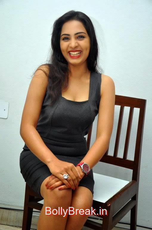 Srushti Dange Stills, Srushti Dange Hot Pics from Darling Tamil Movie Audio Launch