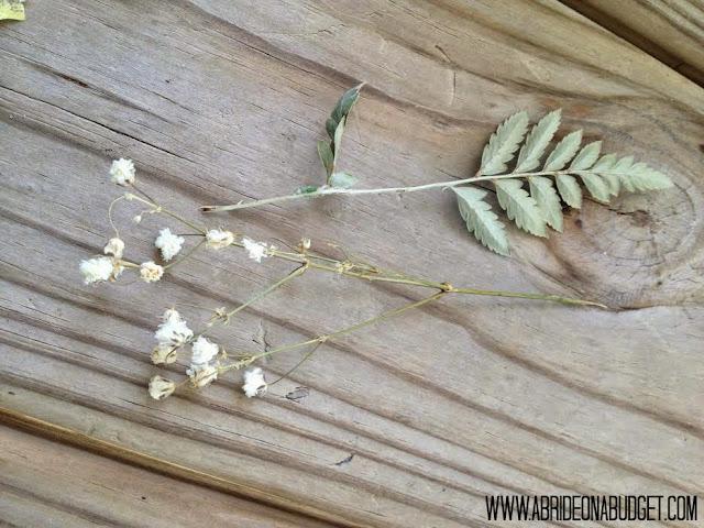 wedding bouquet ornament