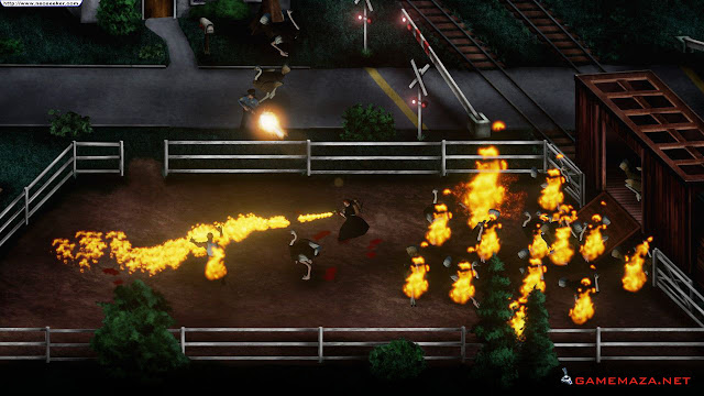 Postal Redux Gameplay Screenshot 2